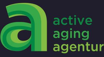 Logo Active Aging Agentur